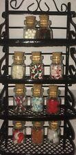 ⬇️$⬇️ Christmas Dollhouse Miniature Food Candy Shop/Display 1ml Bottles Lot 11