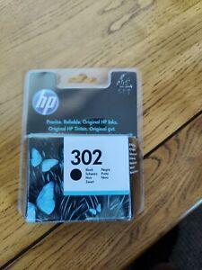 Original HP 302 Black ink