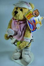 "Brass Button Pickford Sports Bears MISSY- Tennis Pro w/ stand - New w/ Tags 11"""