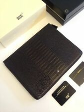 MONTBLANC Tablet Leder Kroko Etui Tasche Mappe PC´s iPad Air Samsung Surface 961