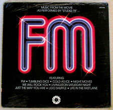 Studio 78 Music from the Movie FM 1978 Springboard Records SOFT ROCK Sealed LP