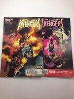 Uncanny Avengers 4 & 5 Marvel Comics 2015 VF Remender Magneto Vision
