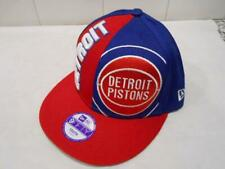 New Licensed New Era 9Fifty Detroit Pistons YOUTH Size Snapback Hat S176