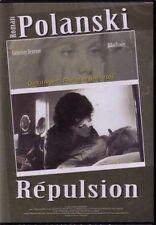 Répulsion (de Roman Polanski avec Catherine Deneuve) - DVD