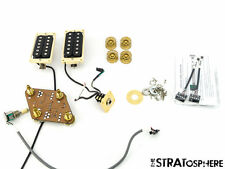 USA Gibson Les Paul 490r 498t PICKUPS POTS KNOBS JACK 50s HP High Performance