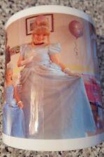 Personalised Photo Mug *any Photo * any Text *Printed 11oz white sublimation mug