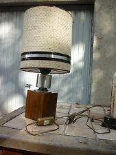 ancienne lampe design  vintage 1970