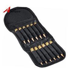 12 Shells Rifle Cartridge Holder Carrier Holds .30-06 Cartridge Wallet for Belt