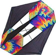 "Kite, Four Wing Tie Dye Single Line Box Kite 30"" x 36""..14....  PR 11091"