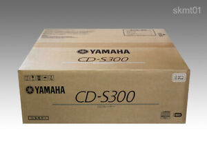 YAMAHA CDS300-S CD player 192kHz/24bit iPod digital connection Silver DHL Fast