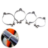 1pc bicycle brake cable clamp disc brake cable pipe line clamp organizer XE