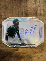 ROBERT PUASON *2020 Topps Certified Bowman Sterling Auto /99 Athletics Rookie RC