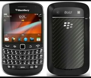 BlackBerry Bold 9900 - AT&T - 8GB - 4G - Camera Black Touchscreen.