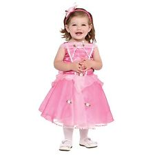 Disney Princess Sleeping Beauty Baby Toddler Dress up Costume Birthday Party 6-12 Months