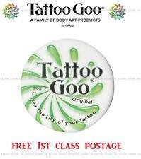 TATTOO GOO ORIGINAL AFTERCARE TIN HEALING AND PROTECTION 21G TATTOO SUPPLIES