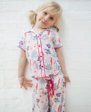Heidi Leaf Print Pyjama Set (6-7yrs)