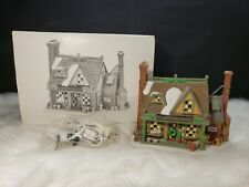 Department 56 New England Village Series East Willet Pottery #56578