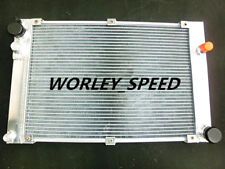 Aluminum Radiator For PORSCHE 944 2.5L & 2.7L Non-turbo MT 1985-1991 85-91