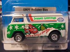 JL / johnny lightning   ...minty....item in  BP,  2001  EMPI   vw  XMAS  van  #1