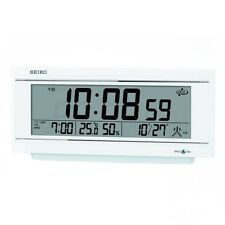 New Seiko Space Link GPS Clock GP501W Japan Import With Tracking with tracking