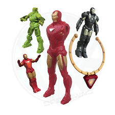 Burger King 2010 IRON MAN 2  Cool Kids Meal Toys 5-piece lot