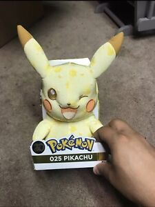 20th anniversary Pokemon 2016 Pikachu plush by Tomy, Stuffed Animal,