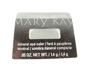 Mary Kay sheer Mineral Eye Color Ivy Garden 013062 .05oz