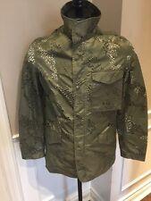 Maharishi, Official M65 Jacket Flight Nylon Reg $1265 CLEARANCE $199.99 size S