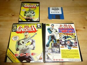 The Punisher - The Edge - Commodore Amiga (Tested)