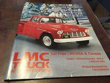 LMC Chevrolet Truck Accessories & Parts 1947-1959 1998-WINTER Catalog * Vintage