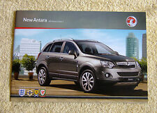 Vauxhall New Antara Range 2011 Models No1 inc Exclusiv & SE 2.0CDTi-16v