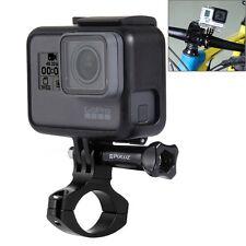 PULUZ Bicycle Aluminum Handlebar Adapter Mount for GoPro HERO5/4/3+/3/2/1,PU193B