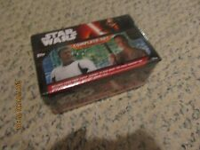 2016 TOPPS STAR WARS FORCE AWAKENS FACTORY SET 310 CARDS FACTORY SEALED