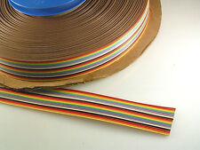 SAE 04424 Multi Color Cable Cinta AWG 28-7/36 300V 105'C 24 Sentido 5metre