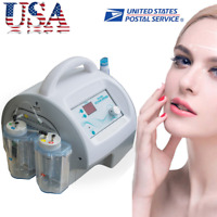 Hydro Dermabrasion Water Jet Hydra Facial Skin Care Beauty Spa Machine USA New