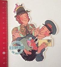 Aufkleber/Sticker: Gifgroen De Beste - Ko De Boswachter (0406169)