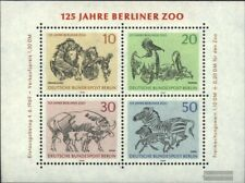 Berlijn (West) Blok 2 (compleet.Kwestie) postfris MNH 1969 Berlijn Zoo