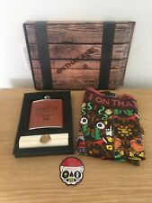 On that Ass Men's XL Boxer Shorts - Rush - Special Edition Limited Set & Flask