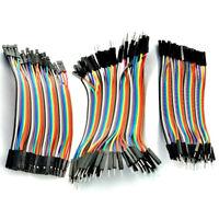 Cavalier femelle 10cm câbles de fil de Dupont de mâle Composants électroniques