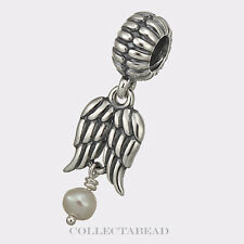 Authentic Pandora Sterling Silver Guardian Angel Bead  790975P