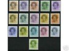 Nederland 1237-1252 Kon.Beatrix 1981-'90 postfris/mnh