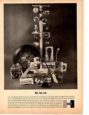1966 HURST SHIFTER - CHRISTMAS TREE  ~  NICE ORIGINAL PRINT AD