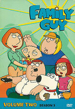Family Guy - Volume 2: Seasons 3 - 3-Disc DVD Box Set + Bonus DVD