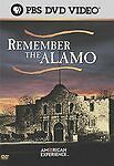 American Experience - Remember the Alamo (DVD, 2004) NEW SEALED - Fast shipping!
