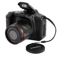 Professional Display 16X Zoom HD 16MP 1080P Digital Camera Video Camcorder DVR
