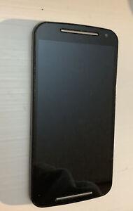 Motorola MOTO G2 XT1072 - 8GB - Black (Unlocked) Smartphone