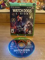 Watch Dogs: Legion -- Standard Edition (Microsoft Xbox One, 2020) xbox series x