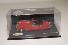 * VITESSE 25402 JAGUAR XK140 XK 140 CONVERTIBLE RED MINT BOXED RARE