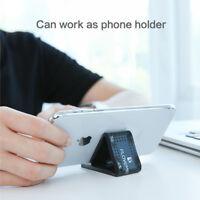 Car Mobile Phone Tablet Holder Anti Slip Mat Magic Wall Sticker Nano Rubber