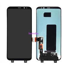 Für Samsung Galaxy S8+ Plus Display G955F LCD Bildschirm Screen Schwarz+cover